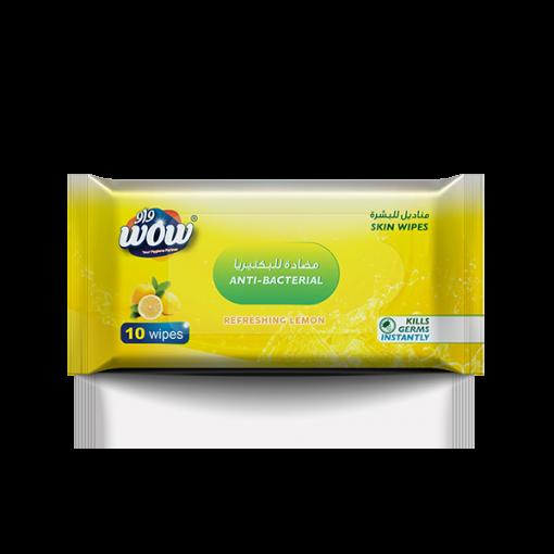 Antibacterial Lemon