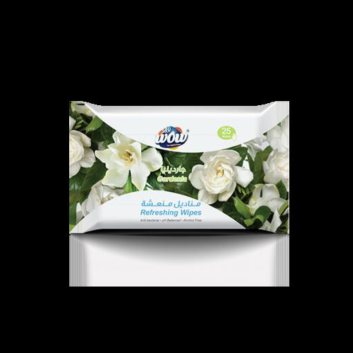 Refreshing Wipe Gardenia