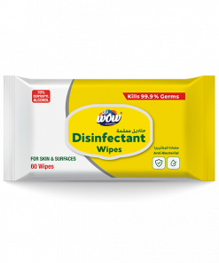 Disinfectant-wipes